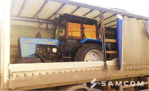 Перевозка трактора Беларус в Самару
