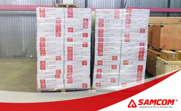 Доставка биметаллических радиаторов отопления из Самары в Атырау