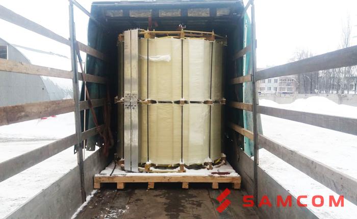Перевозка электротрансформатора из Екатеринбурга в Актюбинск