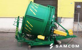 ГК SAMCOM перевезла кормовой измельчитель из России в Казахстан